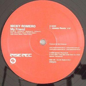 ROMERO, Nicky - My Friend