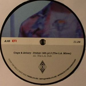 CAGE & AVIARY - Friday 14th Pt 3: The LA Mixes