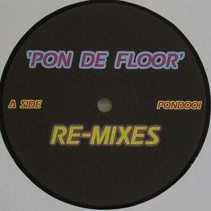 MAJOR LAZER - Pon De Floor (remixes)