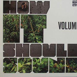 DAMU THE FUDGEMUNK - How It Should Sound Volume 1
