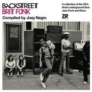 NEGRO, Joey/VARIOUS - Backstreet Brit Funk