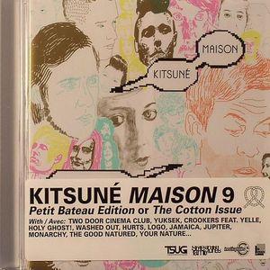 VARIOUS - Kitsune Maison Compilation 9