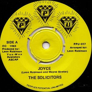 SOLICITORS, The - Joyce