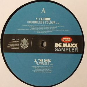 LA ROUX/THE ONES/DAN BLACK/AME - De Maxx Sampler