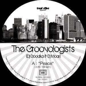 GROOVOLOGISTS, The (aka DJ GOODKA & DJ MOAR) - Peace