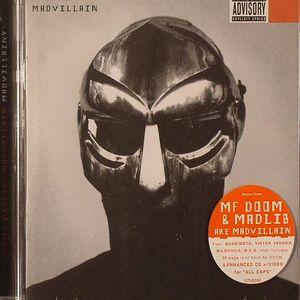 MADVILLAIN aka MADLIB/MF DOOM - Madvillainy
