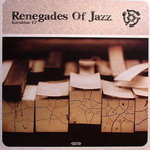 RENEGADES OF JAZZ - Karabine EP