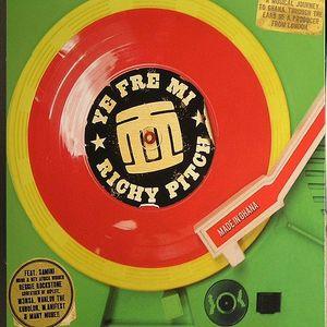 RICHY PITCH - Ye Fre Mi Richy Pitch