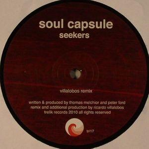 SOUL CAPSULE - Seekers (Villalobos remix)