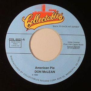 McLEAN, Don - American Pie