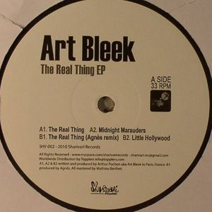 ART BLEEK - The Real Thing EP