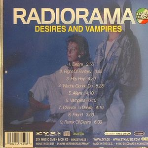 RADIORAMA - Desires & Vampires