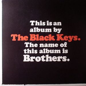 BLACK KEYS, The - Brothers