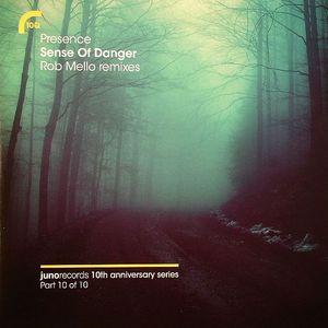 PRESENCE feat SHARA NELSON - Sense Of Danger (Rob Mello remixes)