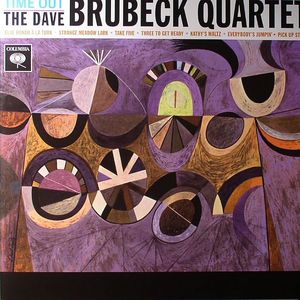 DAVE BRUBECK QUARTET, The - Time Out
