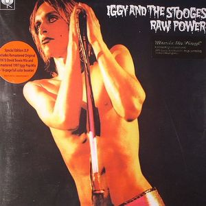 IGGY & THE STOOGES - Raw Power (remastered)