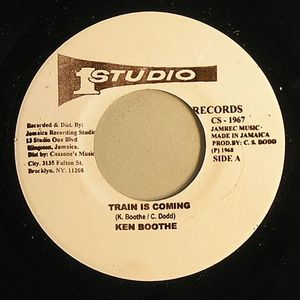 BOOTHE, Ken - Train Is Coming (Riddim)