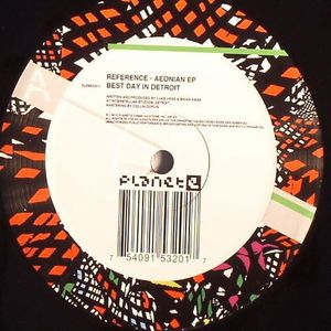 REFERENCE - Aeonian EP