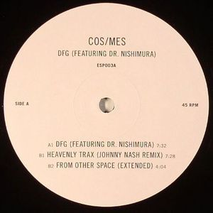COS/MES feat DR NISHIMURA - DFG