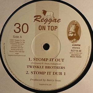 TWINKLE BROTHERS - Stomp It Out
