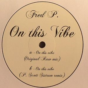 FRED P - On This Vibe