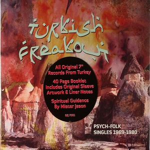 VARIOUS - Turkish Freakout!