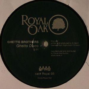GHETTO BROTHERS - Ghetto Disco