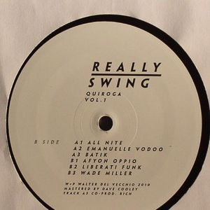 QUIROGA - Really Swing Vol 1