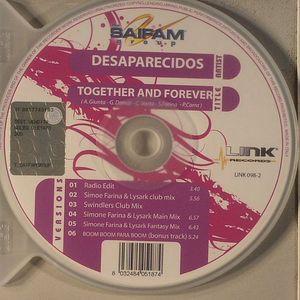DESAPARECIDOS - Together & Forever