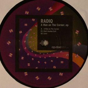 RADIQ - A Man On The Corner EP