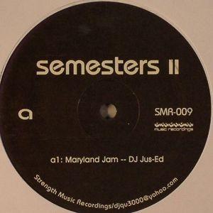 DJ JUS ED/FRED P/DJ QU - Semesters II