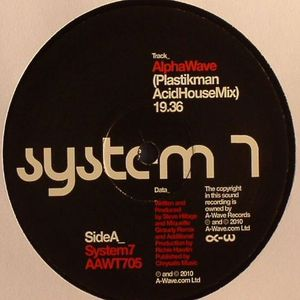 SYSTEM 7 - Alpha Wave (remixes)