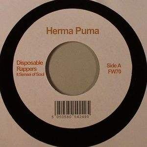 HERMA PUMA - Disposable Rappers