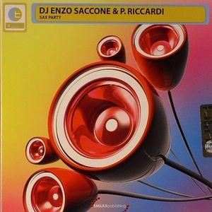 DJ ENZO SACCONE/P RICCARDI - Sax Party