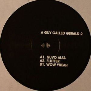 A GUY CALLED GERALD - Tronic Jazz The Berlin Sessions 12