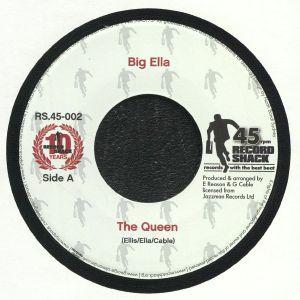 BIG ELLA - The Queen