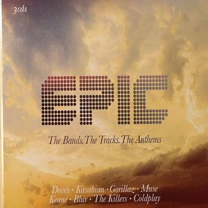 Various Epic The Bands The Tracks The Anthems Vinyl At