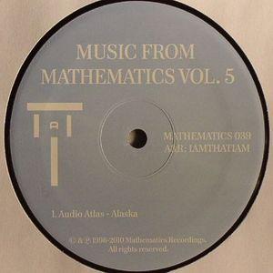 AUDIO ATLAS/SIMONCINO/MAYO SOULOMON - Music From Mathematics Vol 5