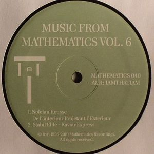 REUSSE, Noleian/STABIL ELITE/JUNE/VIOLENCE FM - Music From Mathematics Vol 6