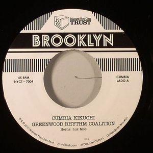 GREENWOOD RHYTHM COALITION - Cumbia Kikuchi