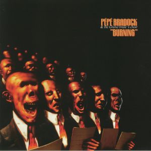 BRADOCK, Pepe/THE GRAND BRULE'S CHOIR - Burning