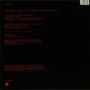 HUCKABY, Mike/RICK WADE/RICK WILHITE/NORM TALLEY - The Defenders Of The Deep House World