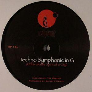 MARTIAN, The - Techno Symphonic In G
