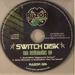 SWITCHDISK/ADAM MICHAELS - The Switchdisk EP