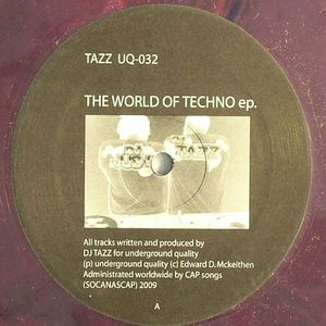 TAZZ - The World Of Techno EP