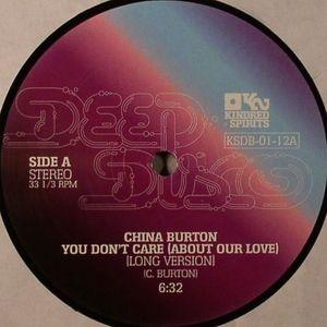 BURTON, China/RAZZMATAZZ - Deep Disco & Boogie Vol 1 (part 1)
