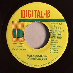 CAMPBELL, Cornell - Walk Right In (Real Rock Riddim)