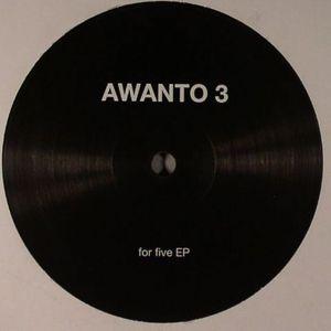 AWANTO 3 - For Five EP