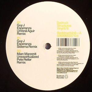 GUY J/UMBRAL AGUIR/SISTEMA/MARC MARZENIT/PETE HELLER - Bedrock Structures Vinyl 6/6