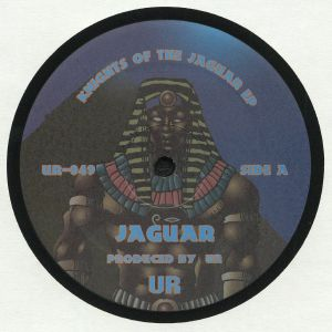 AZTEC MYSTIC - Knights Of The Jaguar EP